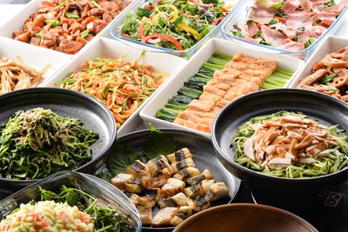 shun-no-kokoro-dishes
